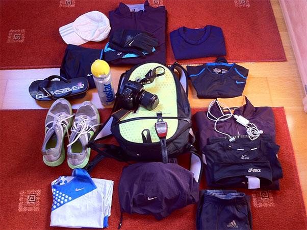 434fa1f3b1cfd Z racji że jestem biegaczem i biegam już sporo (7lat) na wakacje sportowe  wziąłbym raczej tylko sportowe rzeczy. Czyli sportowy plecak, który ma też  ...