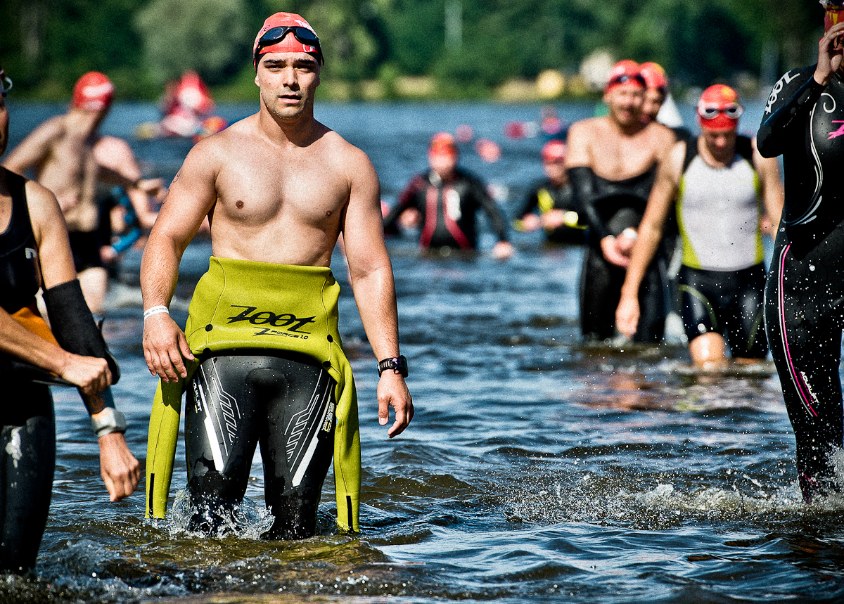Volvo Triathlon Series, 12.07.2015 Nieporêt